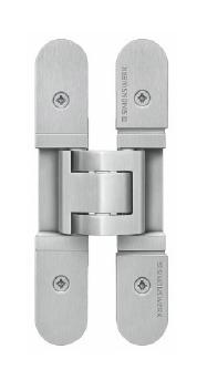 Simonswerk TE526 3D鉸鏈(不鏽鋼,防火等級)