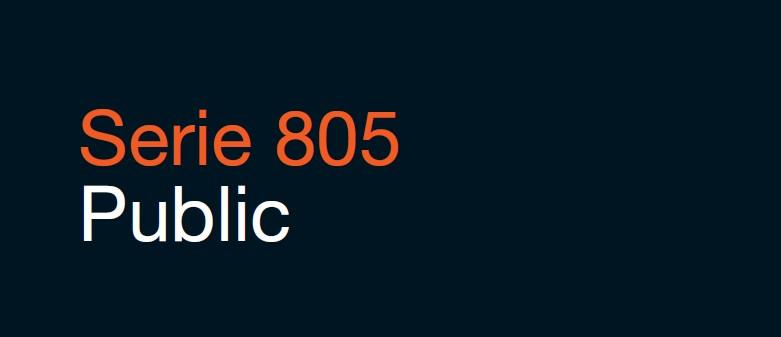Serie 805衛浴