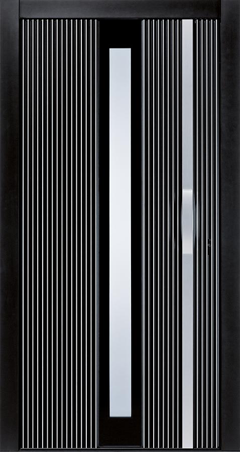 芝加哥系列-芝加哥湖景黑色
